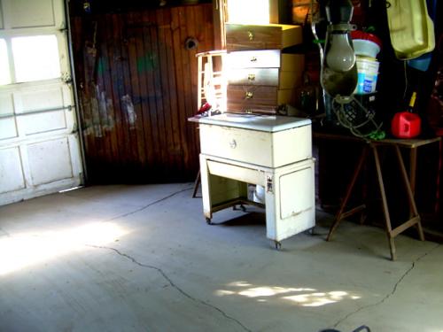 June 16 garage