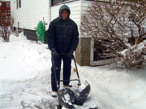 Nabil snowblower