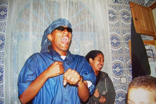 Old medina dancing nabil